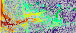 課題:住宅街におけるLPWAの適応範囲を検討