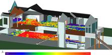 住宅内のWi-Fiのスループット性能評価